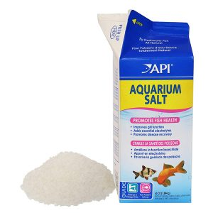 Enter API Aquarium Salt