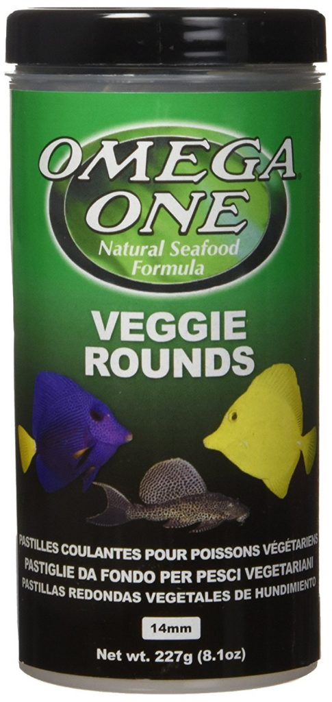 Omega One Veggie Rounds 8.1oz
